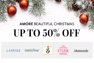 Hermo Deal: Extra 10% rebate with code XMAS18APMY10 with RM150 min spend on selected brands.