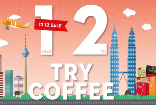 Qoo10 Super Coffee Deal: Try a variety of coffee products & get RM20 off with min spend RM130.