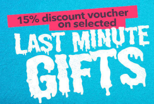 Book Depository Deal: 15% off with code LM15 on Last Minute Gifts.
