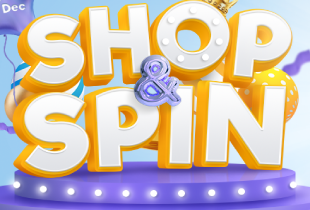 (ShopBack App Only) 11street Shop & Win - Spin and win credits!