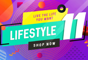 (ShopBack App Only) 11street Coupon: Up to RM15 off on Lifestyle 11 from Photobook & Wonderfly