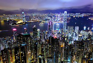 Hong Kong Victoria Harbour Night Cruise for Only RM86 on KKday