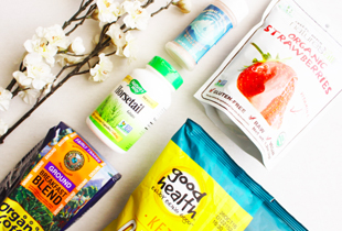 "iHerb Deal: 20% off Purely Inspired Natural supplements with Promo Code ""PLY20""."