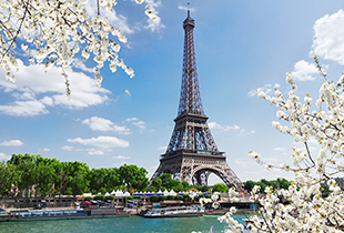 From RM2454 Round-Trip to Paris from Kuala Lumpur on Air France