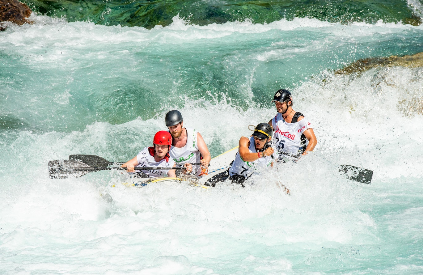 Fave Deals: 40% off White Water Rafting Adventure