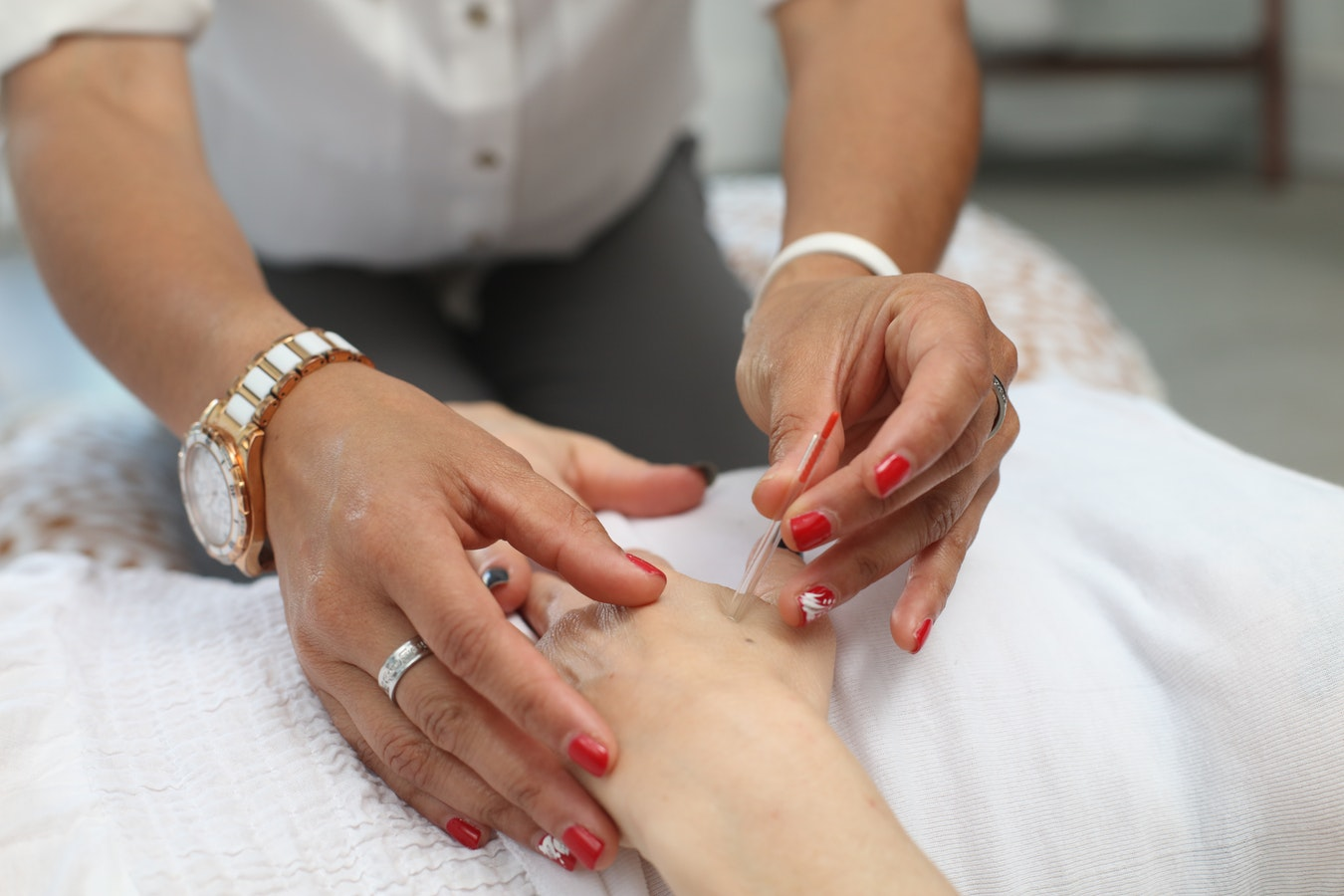 Manicure and Pedicure Promo on Fave