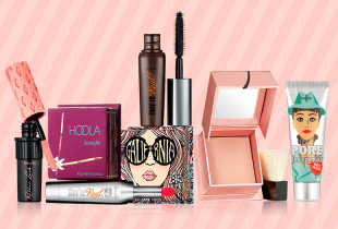 Hermo Deal: Benefit Cosmetics - Limited edition set for only RM130 + enjoy gifts with RM80 or RM138 min spend.