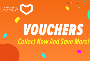 (App Only) Lazada's Birthday Special: Save more with up to RM50 off vouchers!
