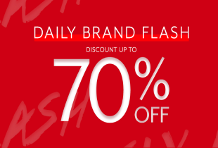 Hermo Deal: Daily Brand Flash Sale - Rimmel & Bourjois 30% off everything + free Bourjois Fruity Sling Bag with RM59 min spend.