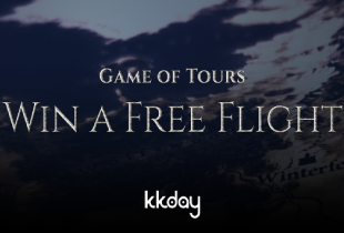 kkday Deal: Game of Tours - Play the quiz & stand to win free round-trip flight + GoT related KKday tours!