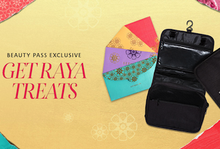 Sephora Deal: Get a set of Duit Raya packets when you spend a min of RM180 sitewide.
