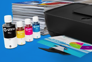 HP Ink Tank Promo: Get a HP Ink Tank at only RM299