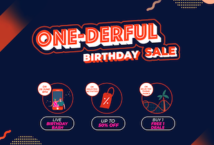 Klook Birthday Sale: Enjoy 10% of attraction and deals on the app!
