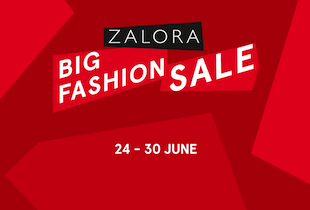 Zalora Big Fashion Sale: Get your essentials at 80% off + extra 35% off!